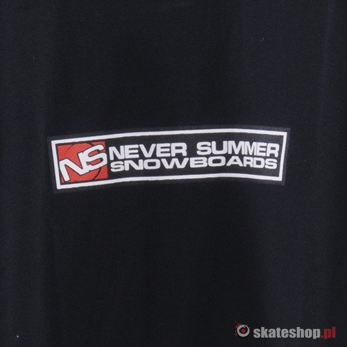 Koszulka NEVER SUMMER r. XL (black) K53