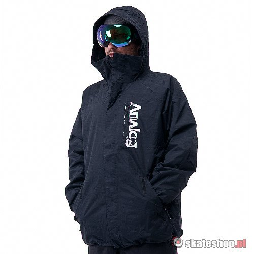 Kurtka snowboardowa ANALOG Accord (true black) czarna
