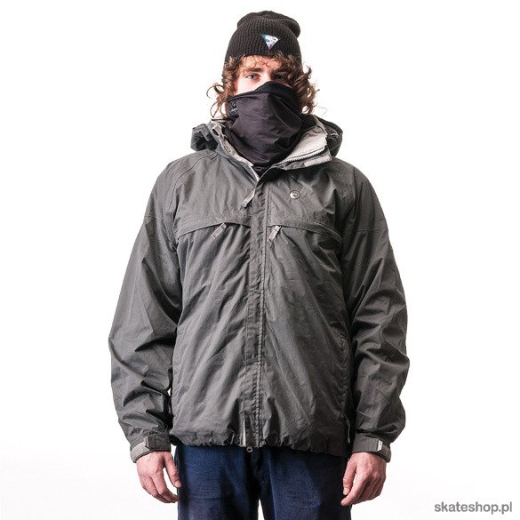 Kurtka snowboardowa COALITION Gravity (grey)