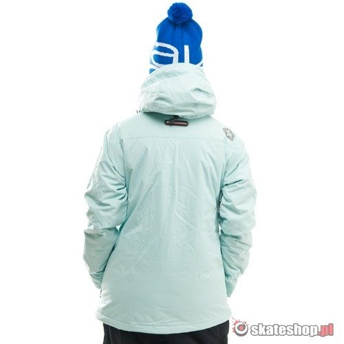 Kurtka snowboardowa SESSIONS Hub WMN (light blue) błękitna