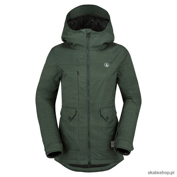 Kurtka snowboardowa VOLCOM Era Ins (expedition green)