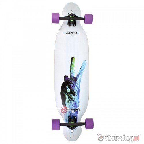 Longboard ORIGINAL Apex 37 Double Concave