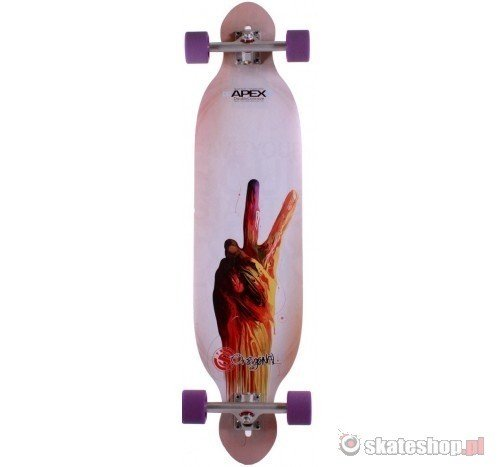 Longboard ORIGINAL Apex 40 Double Concave