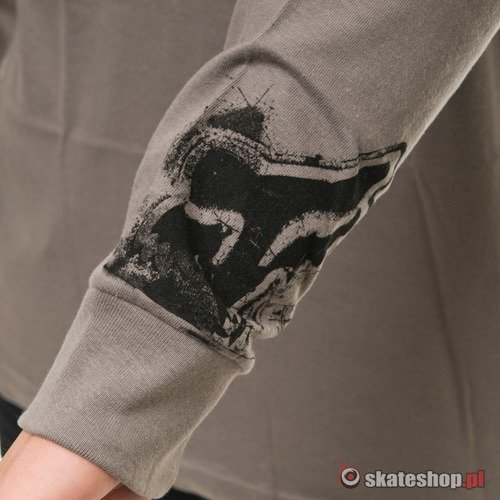 Longsleeve FOX Slice & Dice (grey)