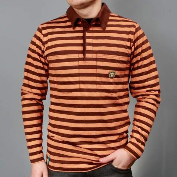 Longsleeve Fenix Fisherman orange << HIT>>