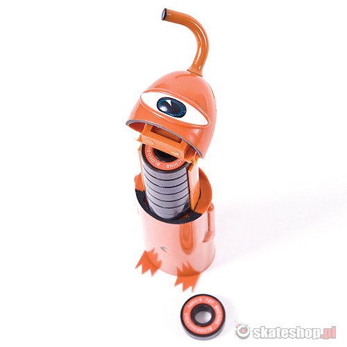 Łożyska TOY MACHINE TM-Sect ABEC-5 (orange)