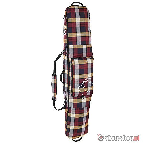 Pokrowiec na snowboard BURTON Gig Bag (estate plaid) multikolor