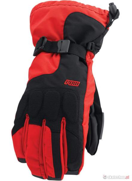Rękawice Warner Glove W12 Red