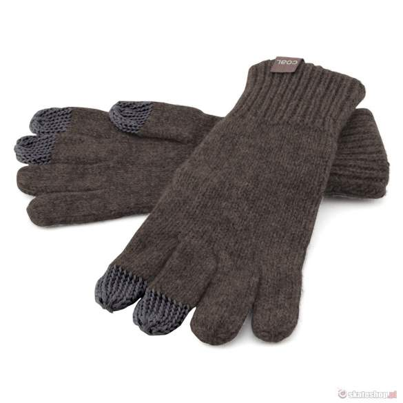 Rękawiczki COAL The Randle Glove (heather brown)