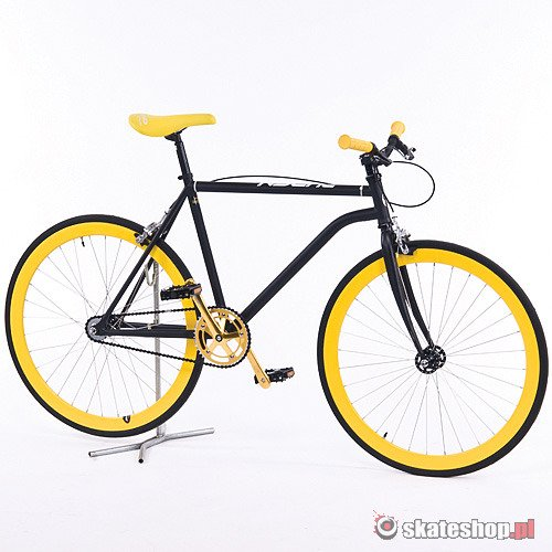 Rower Ruben RU101 Black/Yellow