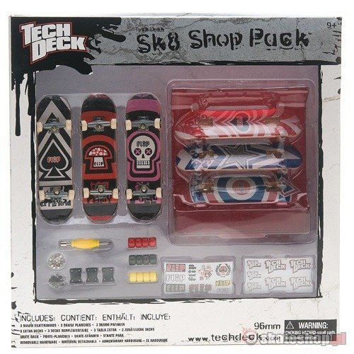 Sk8 Shop Pack Tech Deck FLIP