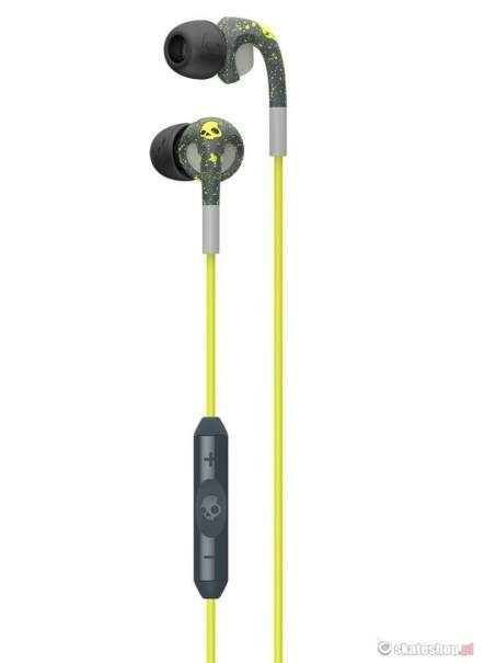 Słuchawki 2.0 FIX IN EAR Dark Grey/Light Grey/Hot Lime Mic3