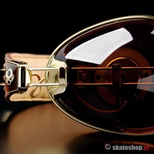 Słuchawki SKULLCANDY Aviator Roc Nation brown