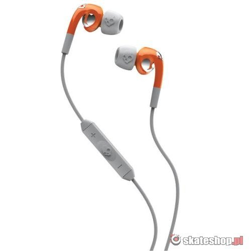 Słuchawki Skullcandy 2.0 FIX IN EAR Athletic Orange/Grey w/Mic3