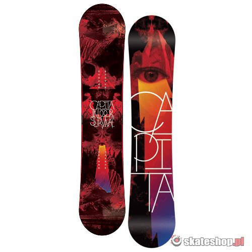 Snowboard CAPITA Indoor Survival FK'12 152