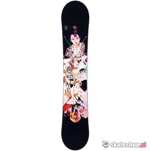 Snowboard CAPITA Indoor Survival FK'13 160