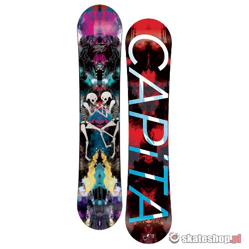 Snowboard CAPITA Outdoor Living '12 154