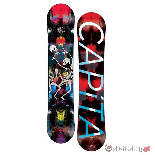 Snowboard CAPITA Outdoor Living '12 156
