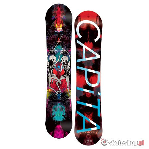 Snowboard CAPITA Outdoor Living '12 158