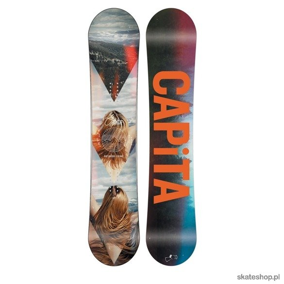 Snowboard CAPITA Outdoor Living 156