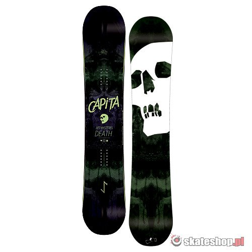 Snowboard CAPITA The Black Snowboard Of Death'12 162