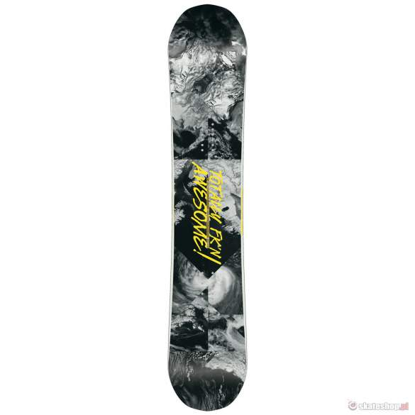 Snowboard CAPITA Totally FK'n Awesome 161