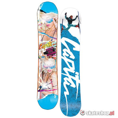 Snowboard CAPITA Totally Fk'n Awesome '12 157