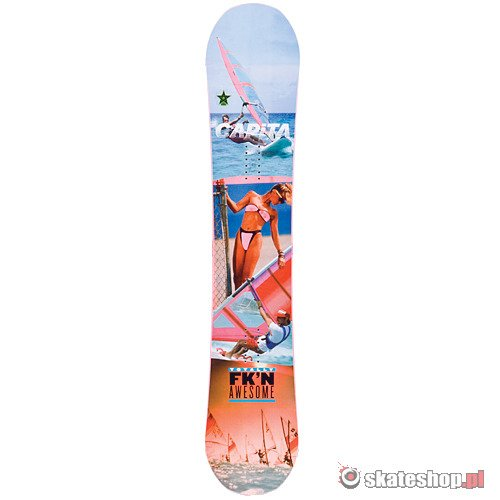 Snowboard CAPITA Totally Fk'n Awesome '13 155