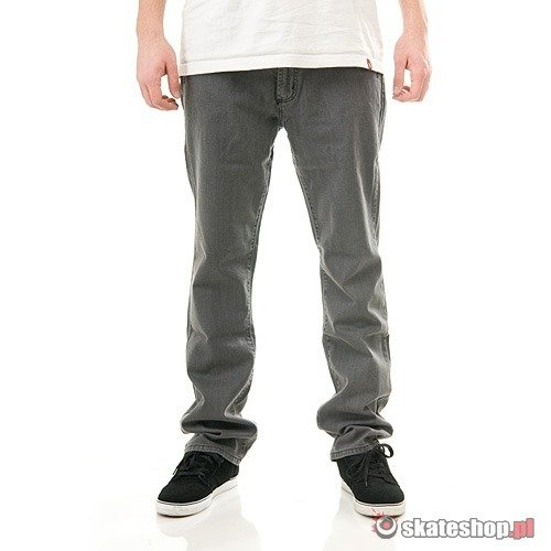Spodnie FENIX C-64 Normal Fit (grey) szare