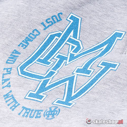 Spodnie MC WEAR College (grey/blue) szare