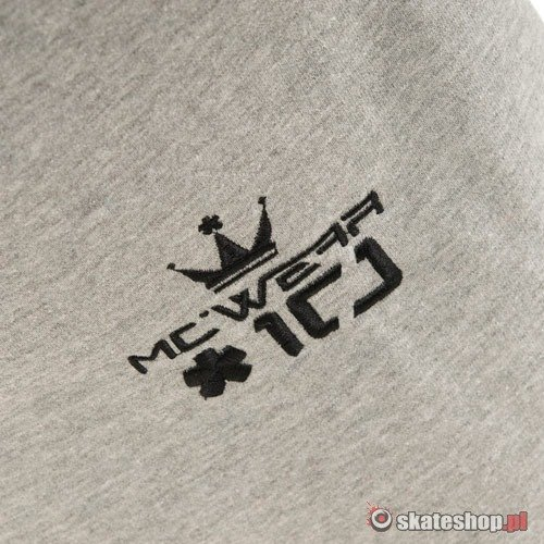 Spodnie MC Wear King 10th (grey) szare
