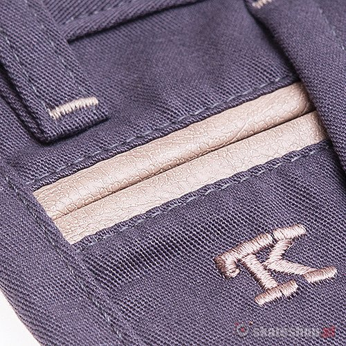 Spodnie TURBOKOLOR Chinos SF SS-13 (graphite) szare