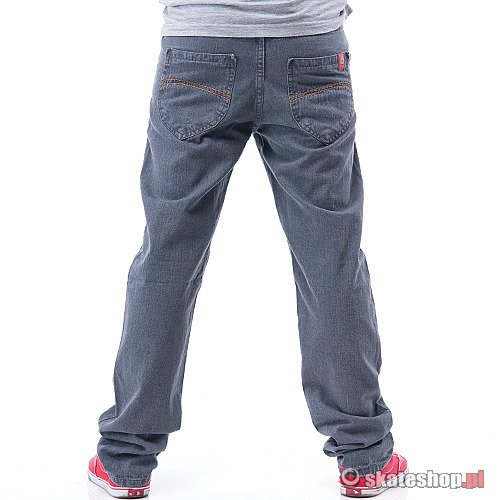 Spodnie TURBOKOLOR President SF '12 (grey/denim) szare