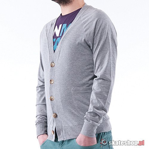 Sweter TURBOKOLOR Roman '12 (grey) szary