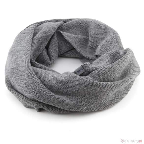 Szalik COAL Conrad Scarf '14 (heather grey) szary