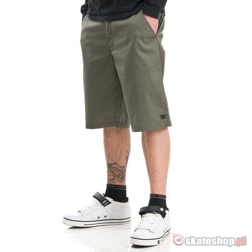Szorty DC Danny Way Chino (riffle green) khaki