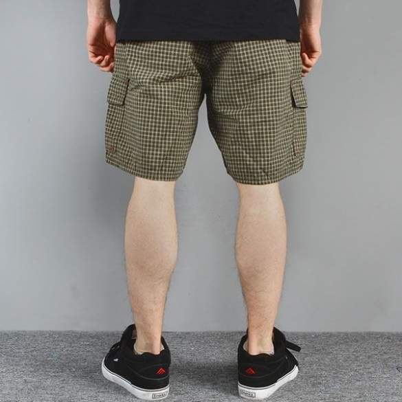 Szorty SH04/S09 PANTHER III khaki check