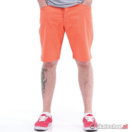 Szorty TURBOKOLOR Shorts (salmon) łososiowe