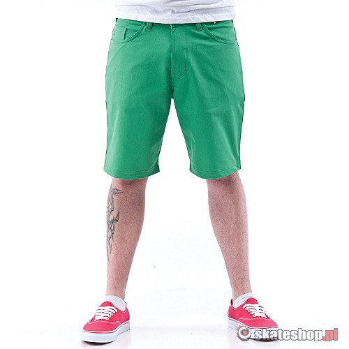 Szorty TURBOKOLOR Shorty (pastel green) zielone