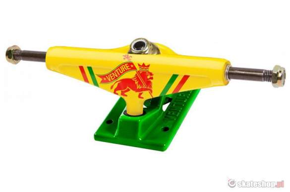Trucki VENTURE Rasta Lion 5.25 LOW