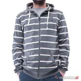 Bluza MALITA Classic Stripes '12 (heather grey) szara