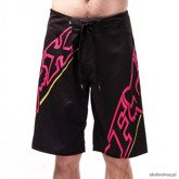 Boardszorty FOX Elecore (black/pink)