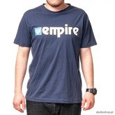 Koszulka EMPIRE Warrior (nvy/wht)