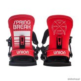 Wiązania UNION Spring Break (black)