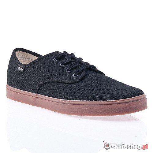 Buty VANS Madero (blackgum) czarno brązowe Sale