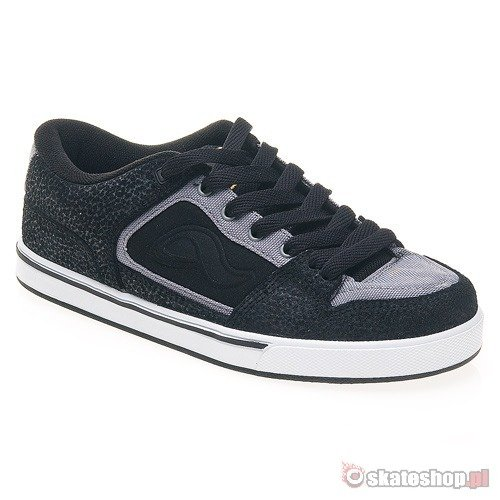 ADIO Bam Darklight Low Black/gray/gold Shoes