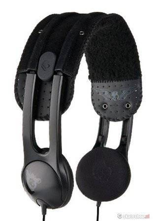 SKULLCANDY Icon Black W/mic