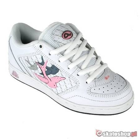 ADIO Hamilton WMN white/pink birds shoes