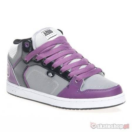 ADIO Kingsley WMN grey/purple/black shoes