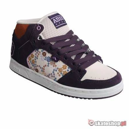 ADIO Kingsley WMN raisin/bone/lilac shoes
